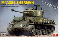 M4A3E8 Sherman Easy Eight  1/35