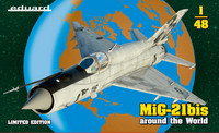 MiG-21 bis around the World