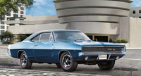 '68 Dodge Charger R/T  1/25