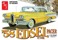 1958 Edsel Pacer. 1/25