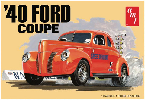 Ford Coupe 2T  1/25