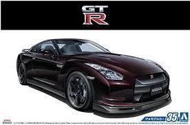Nissan GT-R R35   1/24