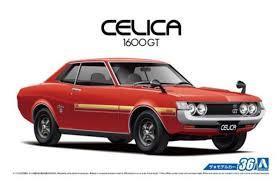 Toyota Celica TA22 1600GT  1/24