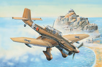 Junkers Ju-87R Stuka. 1/32