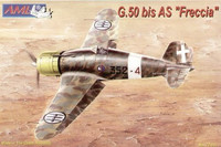 "Fiat G.50 bis AS ""Freccia"" & Detail Set  1/72"