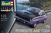 Plymouth AAR Cuda 1970  1/25