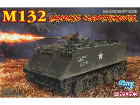 M132 Armored Flamethrower Vehicle  1/35