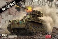 Borgward IV Panzerjäger Wanze  1/35