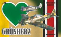 Grünhertz Focke-Wulf 190A Dual Combo ( 2 kits)  1/72