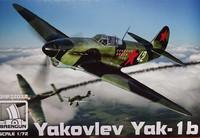 Yakolev Yak-1b  1/72