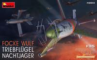 Focke Wulf Triebflügel Nachtjäger  1/35
