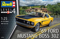 1969 Ford Mustang  1/25