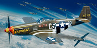 North-American P-51D-5 Mustang (Profipack Edition)	 1/48