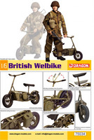 British Welbike (Bike Only)  1/16