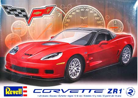 Corvette Stingray 2016  1/25
