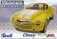 Chevy SSR Pick Up 1/25