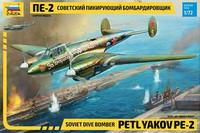 Petljakov Pe-2  1/72