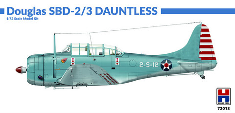 Douglas Dauntless SBD-2/SBD-3  1/72