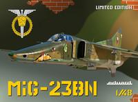 MiG-23BN Limited Edition1/48