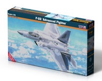 F-22 Advanced Fighter  1/72