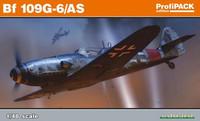 Messerschmitt Bf 109G6/AS Profipack  1/48