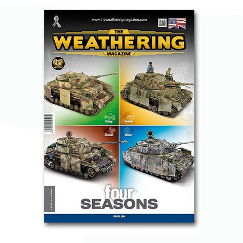 "Weathering Magazine Vol.27 ""Four Seasons"""