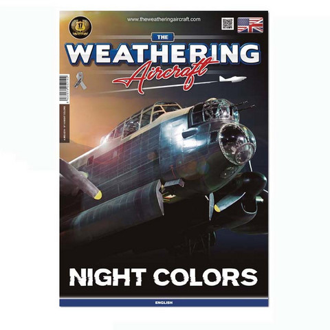 "Aircraft Weathering Magazine Vol.14 ""Night Colors"""