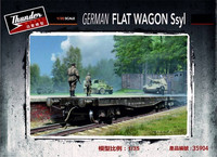 German Flat Wagon Ssyl