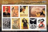 German propaganda posters #7 1/48