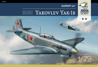 Yakolev Yak-1b, Expert Set  1/72