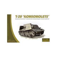 T-20 Komsomolets, Soviet Artillery Tractor1/35