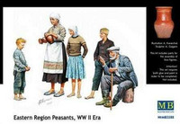 East European Civilians WWII Era  1/35