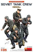 Soviet Tank Crew 1950s  1/35