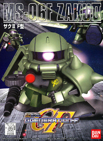 MS-06F Zaku II Mini