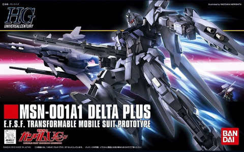 MSN-001A1 Delta Plus (High Grade)  1/144