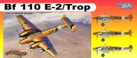 Messerschmitt Bf110 E-2 Trop 1/32