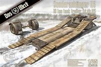 Sonderanhänger 115, 10ton Tank Trailer Sd.Ah.115  1/35