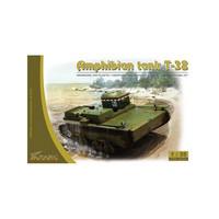 T-38 Soviet Amphibious Light Tank  1/35