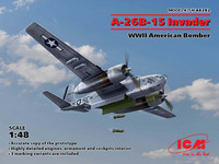 Douglas A-26B-15 Invader, WWII US Bomber	  1/48