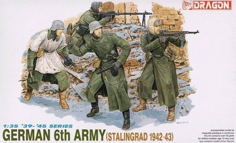 German 6th Army  (Stalingrad 1942-43