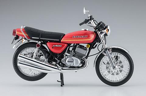 Kawasaki KH400-A3/A4  1/12  (Limited Edition)