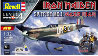 "Spitfire Mk.II ""Aces High "" Iron Maiden""  1/32"