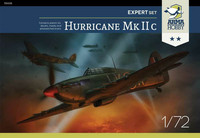 Hawker Hurricane Mk.IIc Expert Set  1/72