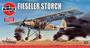 """Fieseler F-156C """"Storch"""" (Vintage Series)  1/72"""