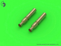 MG-34 German MG Barrel Tips (Turret Mount) 2pcs  1/35
