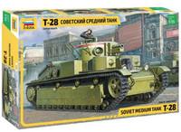 T-28 Soviet Medium Tank  1/35
