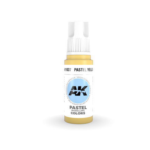 Pastel Yellow 17ml