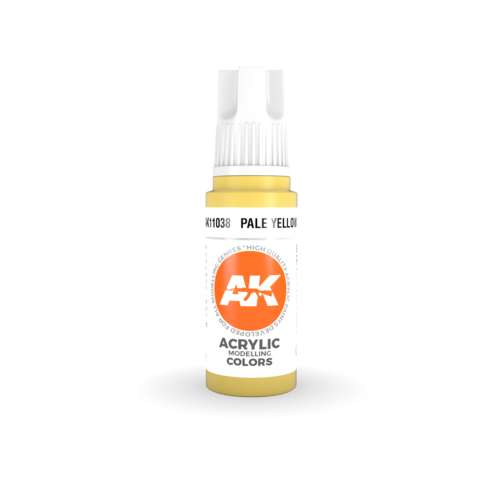 Pale Yellow 17ml