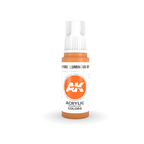 Luminous Orange 17ml