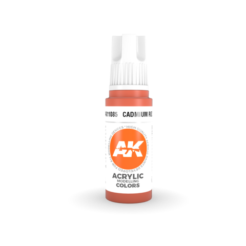 Cadmium Red 17ml